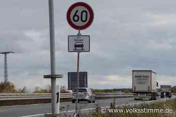 Wernigerode: Neue Fahrbahndecke der A 36 ist zu glatt - Volksstimme