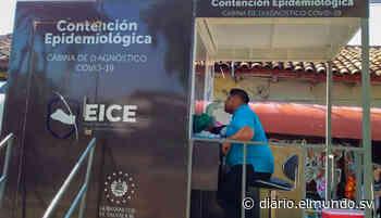 San Miguel: Hacen pruebas de covid-19 en Chapeltique - Diario El Mundo