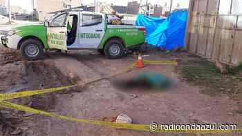 Juliaca: Hallan mujer sin vida en San Miguel. Se presume de feminicidio. - Radio Onda Azul