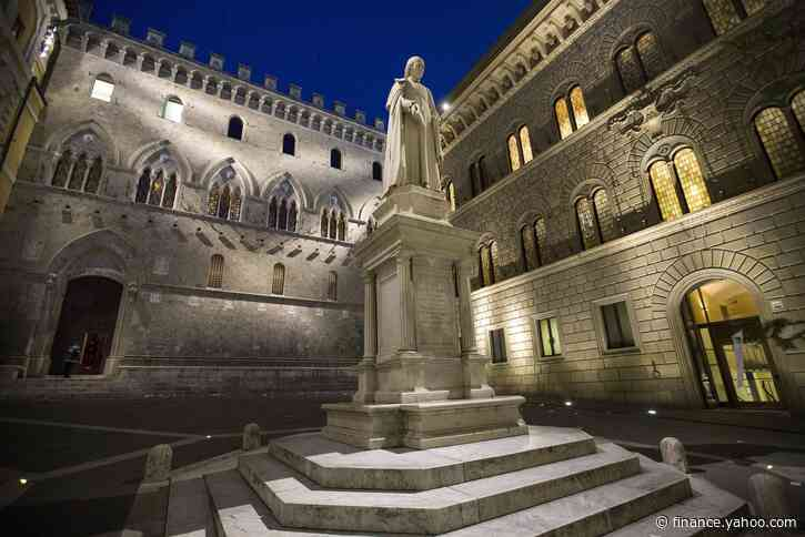 Italy in Talks With Paschi on $1.75 Billion Capital Increase