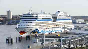 Aida cancels November cruises