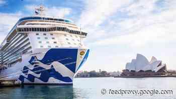 Princess Cruises cancels its largest-ever Australia season