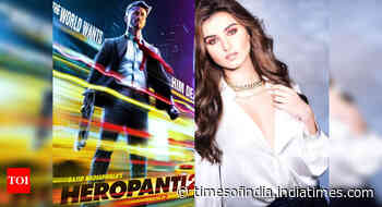 Tara teams up with Tiger in 'Heropanti 2'