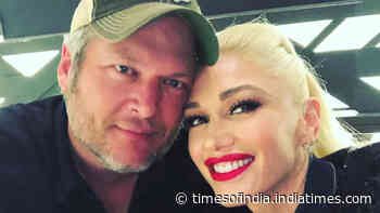 Love is in the air! Blake Shelton and Gwen Stefani are engaged