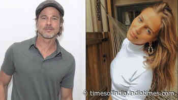 Brad Pitt ends his relationship with German model Nicole Poturalski?
