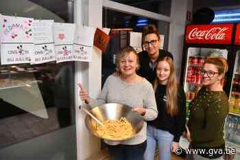 Frituur Mayo steunt verpleegkundigen op twintigste verjaarda... (Hoboken) - Gazet van Antwerpen