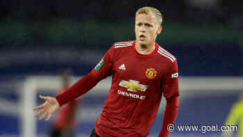 'Donny is a great lad' - Van de Beek's 'time will come' at Manchester United, insists McTominay