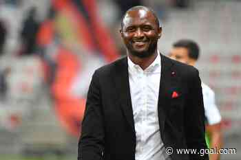 'Football is secondary' – Vieira pays tribute to victims of Nice attack