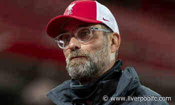 Watch live: Jürgen Klopp's pre-West Ham press conference