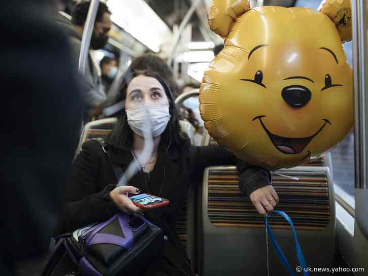 The Latest: Coronavirus deaths in Hungary hit all-time high