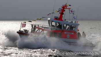 Männer von Schiff in der Ostsee überfahren: Rettung in letzter Sekunde