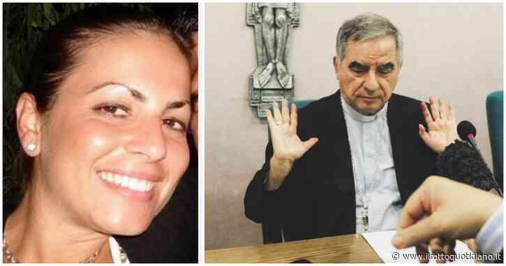 Caso Becciu, Cecilia Marogna torna libera ma con obbligo di firma