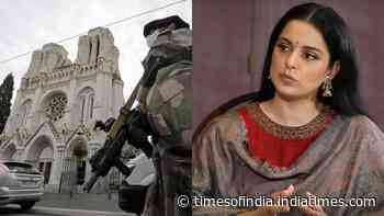 France church attack: Kangana Ranaut expresses anguish over horrific incident