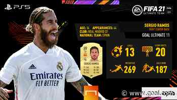 Goal Ultimate 11 powered by FIFA 21 | Sergio Ramos is the best right center back in the world!
