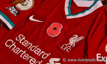 Liverpool FC to support poppy appeal at West Ham fixture