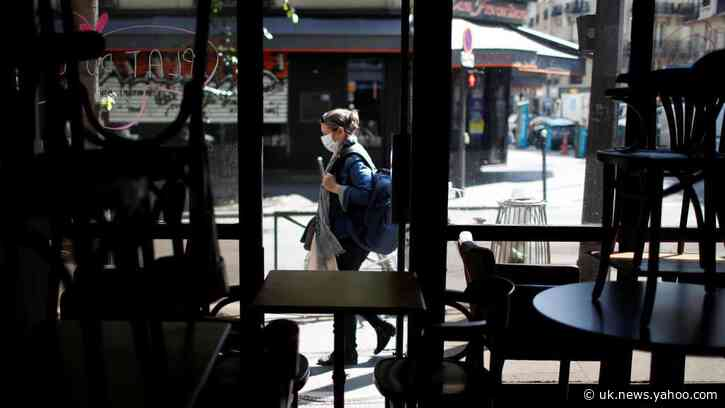 Second lockdown a 'death knell' for French restaurants struggling to survive