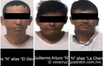 Detiene SSP a 3 presuntos agresores de policías en Sayula - Quadratín Michoacán