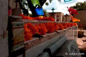 Panteón municipal de Sayula cerrará el 1 y 2 de noviembre - UDG TV