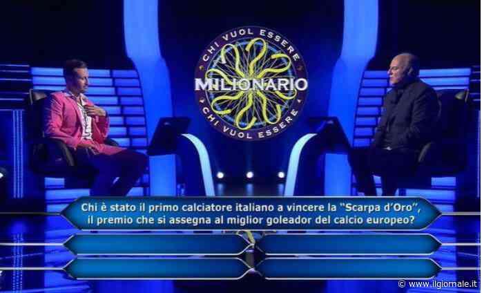 """La """"lezione"""" di Gerry Scotti in tv: """"Godetevela, non si fa più così..."""""""