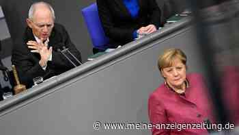 Corona: Merkel erklärt Bundestag düsteren Winter-Ausblick - nach wenigen Sekunden bricht das Chaos aus