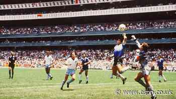 As Maradona turns 60, World Cup humbling of England remains his iconic moment