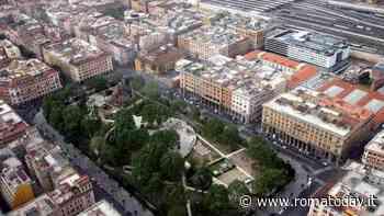Esquilino, finiti i lavori in piazza Vittorio: dopo anni ecco i nuovi giardini nel cuore del rione