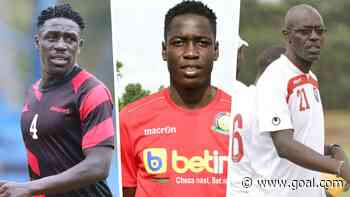 Mandela, Busolo and six Harambee Stars who've played in South Africa