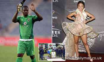 South African pop star linked to killing of football captain