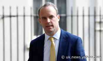 Dominic Raab refuses to deny possibility of tier 4 Covid restrictions