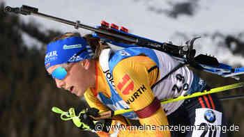 Biathlon in Oberhof - Ersatz für Ruhpolding: Alle Termine und Ergebnisse zum Weltcup 2021