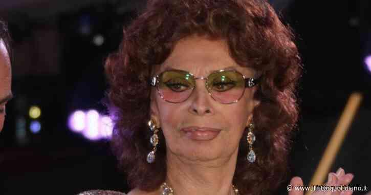 """Sophia Loren e il Covid: """"È difficile da dire. Ho paura di tutto, così seguo le regole"""""""
