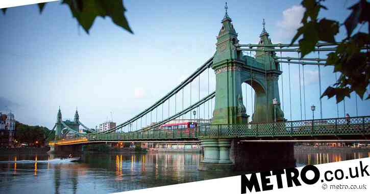 Hammersmith Bridge 'will not be reopened to traffic until 2027'