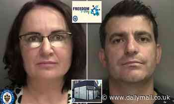 Charity boss jailed for using her organisation as a front to illegally traffic migrants into UK