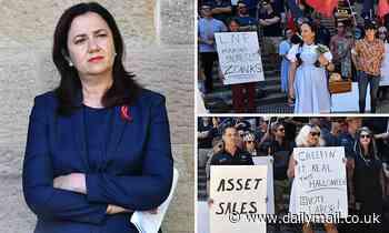 Annastacia Palaszczuk denies waiting for polling data before making Queensland border decision