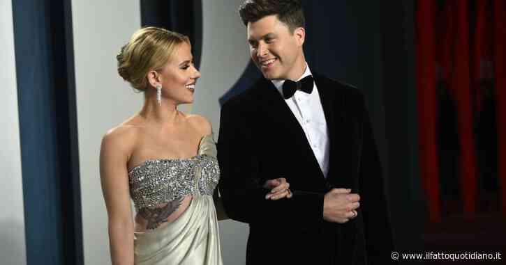 Scarlett Johansson si è sposata per la terza volta: ecco chi è suo marito Colin Jost