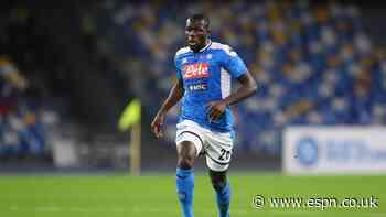 LIVE Transfer Talk: Liverpool still keen on Napoli defender Koulibaly