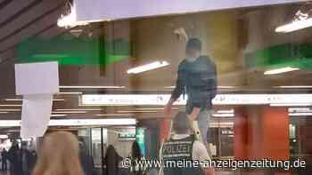 """""""Dumm gelaufen"""": Polizei befreit Mann in Stuttgart aus misslicher Lage"""