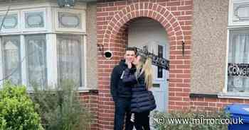 Couple buy 1930s bungalow left vacant for four years and turn it into dream home