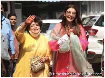 Decoding Kajal Aggarwal's pre-wedding outfits