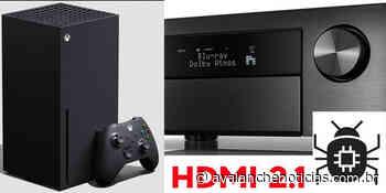 A conexão de placas gráficas Xbox Series X e NVIDIA Ampere por meio de receptores AV HDMI 2.1 selecionados fornecerá apenas telas pretas - Avalanche Noticias