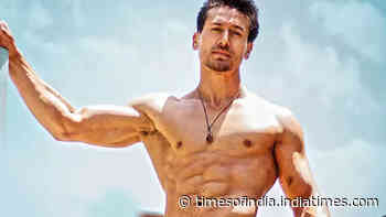 Double dose of action! Tiger Shroff to return with 'Heropanti 2' and 'Baaghi 4'