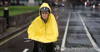 London weather: When London will finally see sunshine again as capital braced for 25 hours of rain - My London