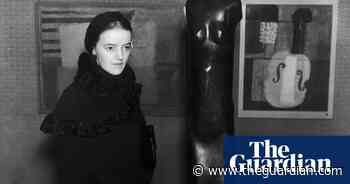 Barbara Hepworth's time in London marked with blue plaque - The Guardian