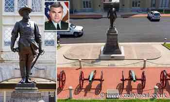 Virginia Military Institute to remove Stonewall Jackson statue