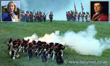 BBC historian Lucy Worsley says Battle of Waterloo was NOT a British victory