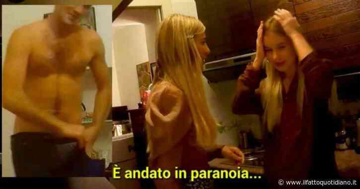 Paolo Ciavarro tradisce Clizia Incorvaia con la sorella? La lettera d'amore ritrovata sul letto. Ma è uno scherzo de Le Iene