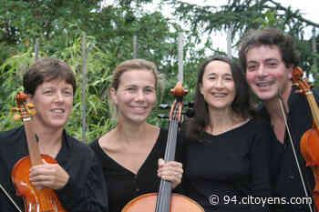 Concert « Folies baroques » du quatuor Quentin le Jeune à Charenton-le-Pont - 94 Citoyens