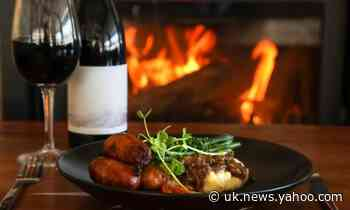 Red wines to warm up bonfire night