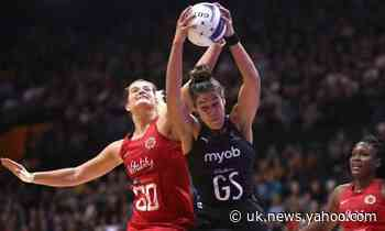 New Zealand wrap up Test netball series with second defeat of England