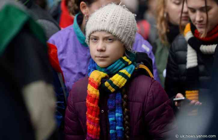Greta Thunberg takes climate strike online again as Sweden's COVID-19 cases mount